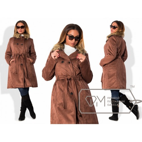 Пальто Модель X5262