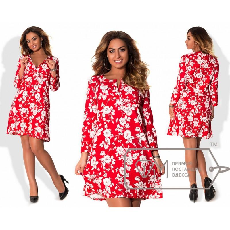 Платье Модель X5338 Фабрика моды