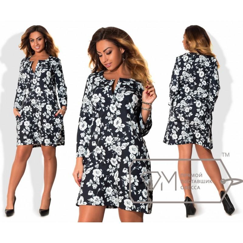 Платье Модель X5339 Фабрика моды