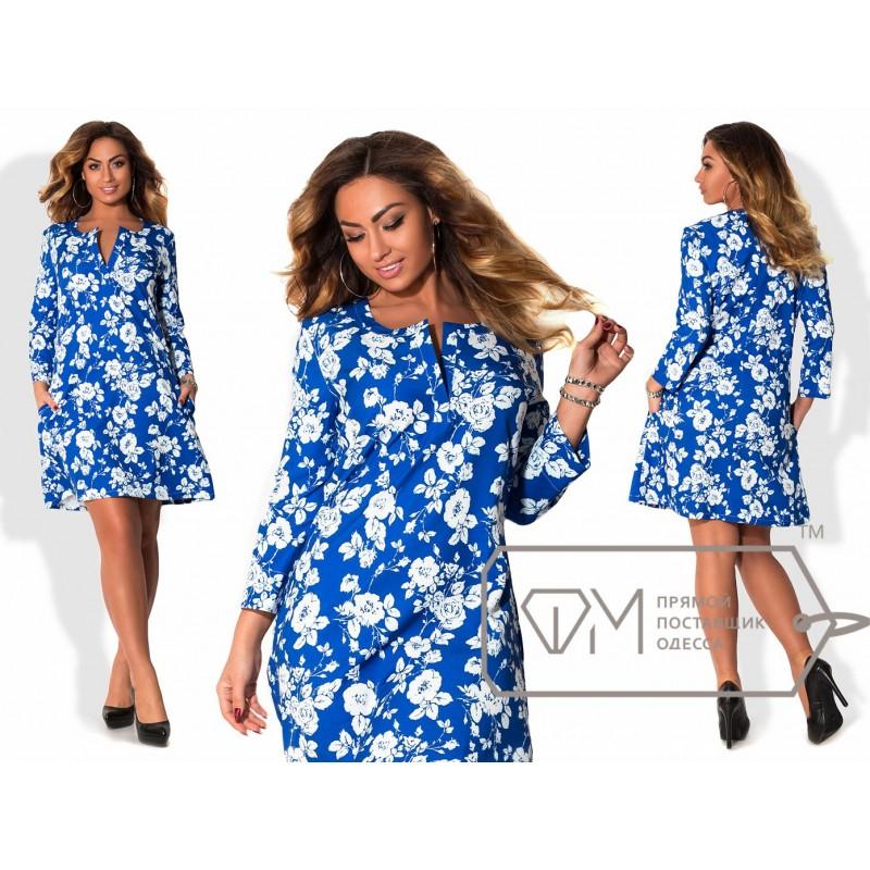 Платье Модель X5340 Фабрика моды