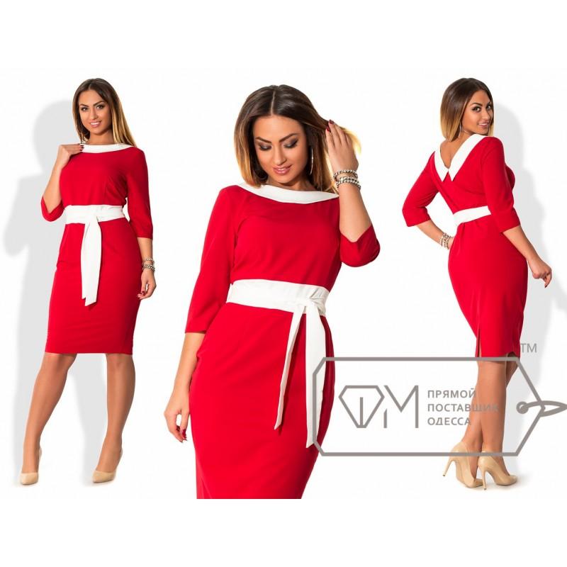 Платье Модель X5341 Фабрика моды