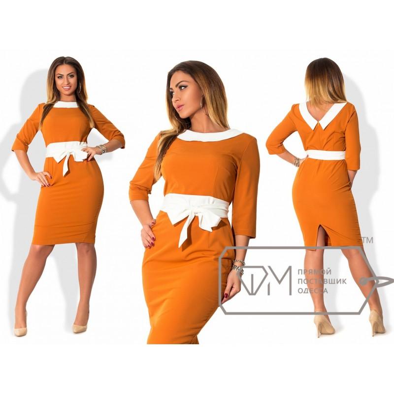 Платье Модель X5342 Фабрика моды