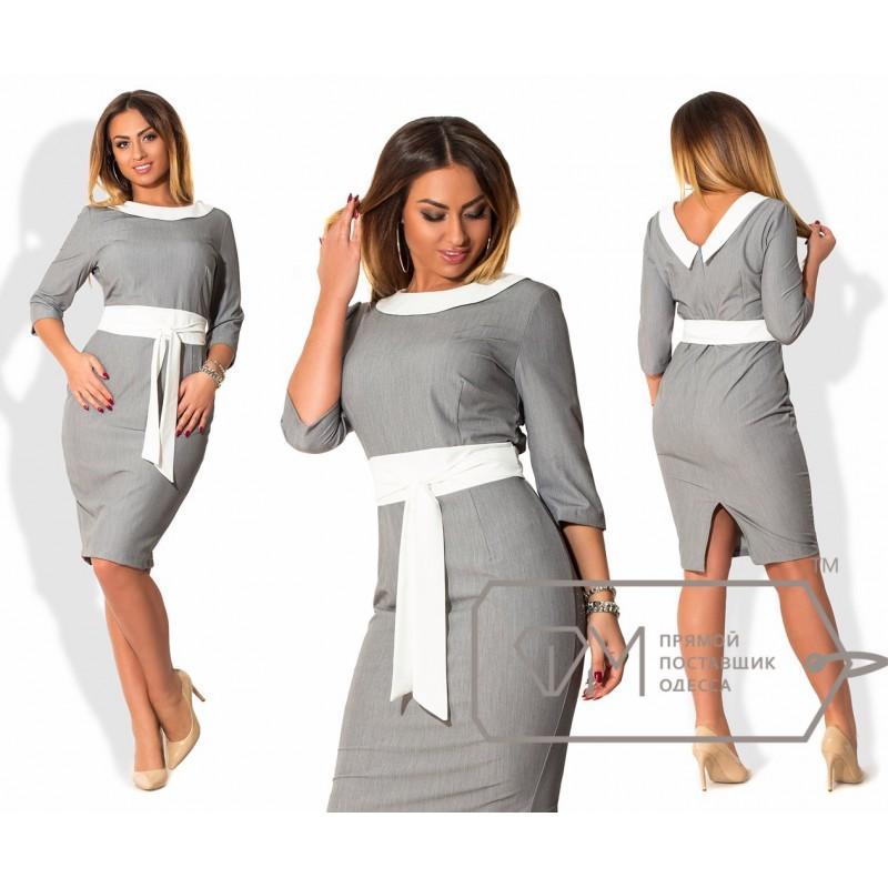 Платье Модель X5343 Фабрика моды