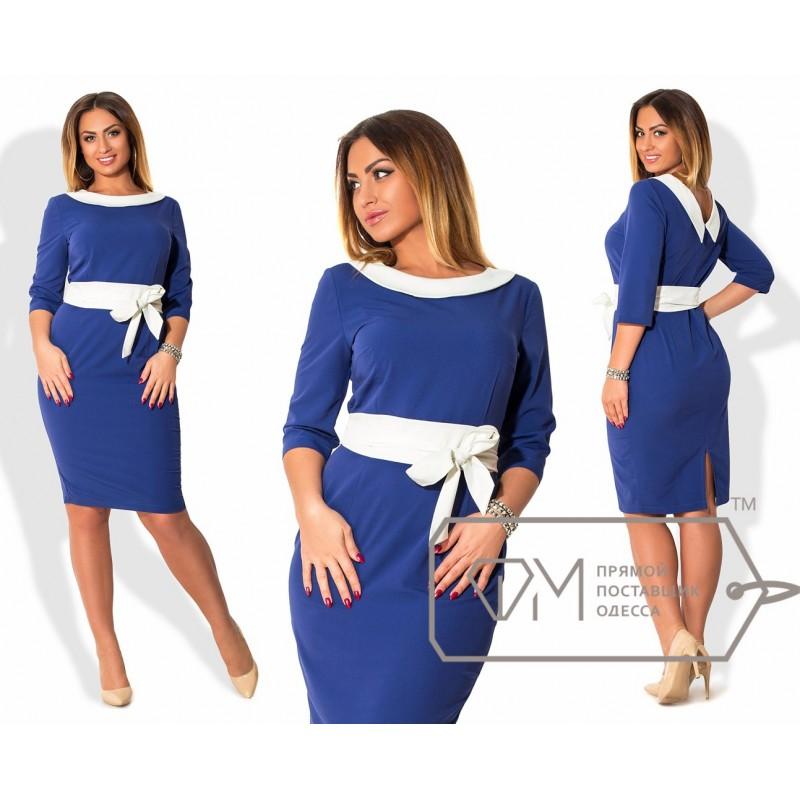 Платье Модель X5344 Фабрика моды
