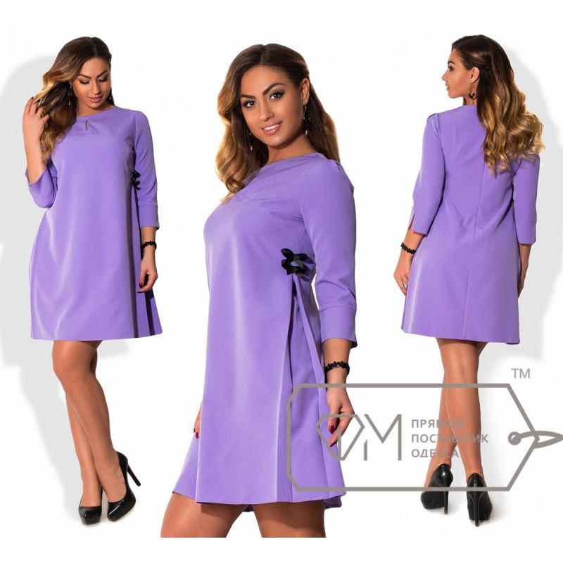 Платье Модель X5346 Фабрика моды