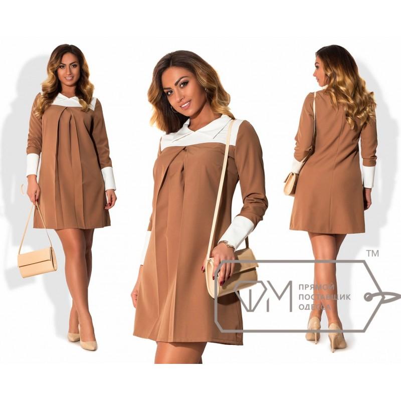 Платье Модель X5348 Фабрика моды