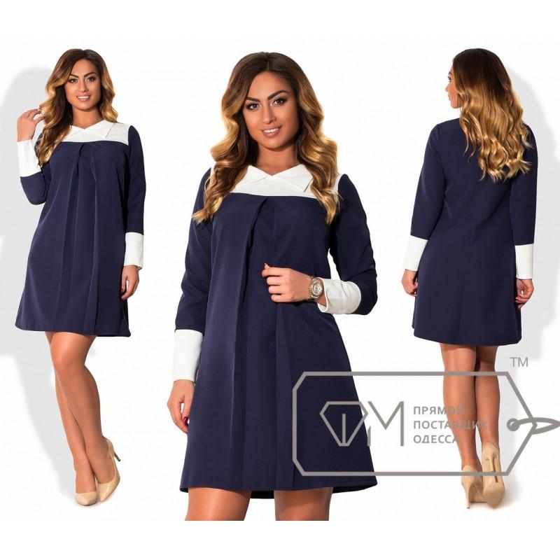 Платье Модель X5349 Фабрика моды