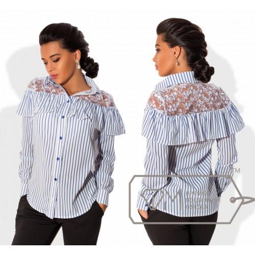Рубашка Модель 7592