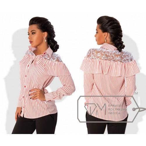 Рубашка Модель 7593