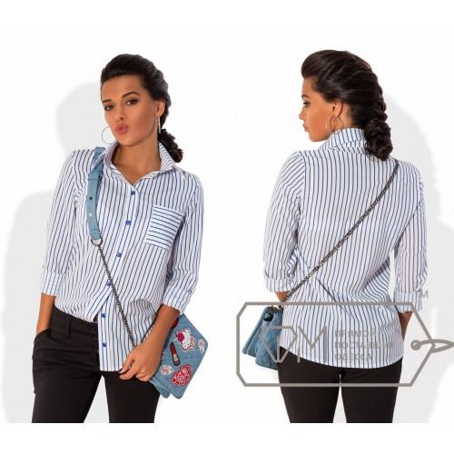 Рубашка Модель 7594