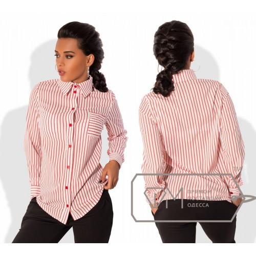 Рубашка Модель 7595