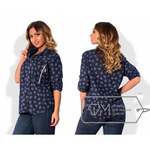 Рубашка ФМ Модель X5101