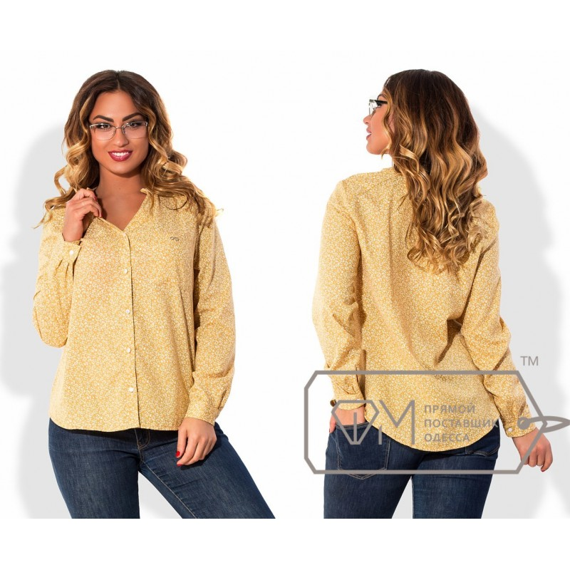 Рубашка ФМ Модель X5104 Фабрика моды