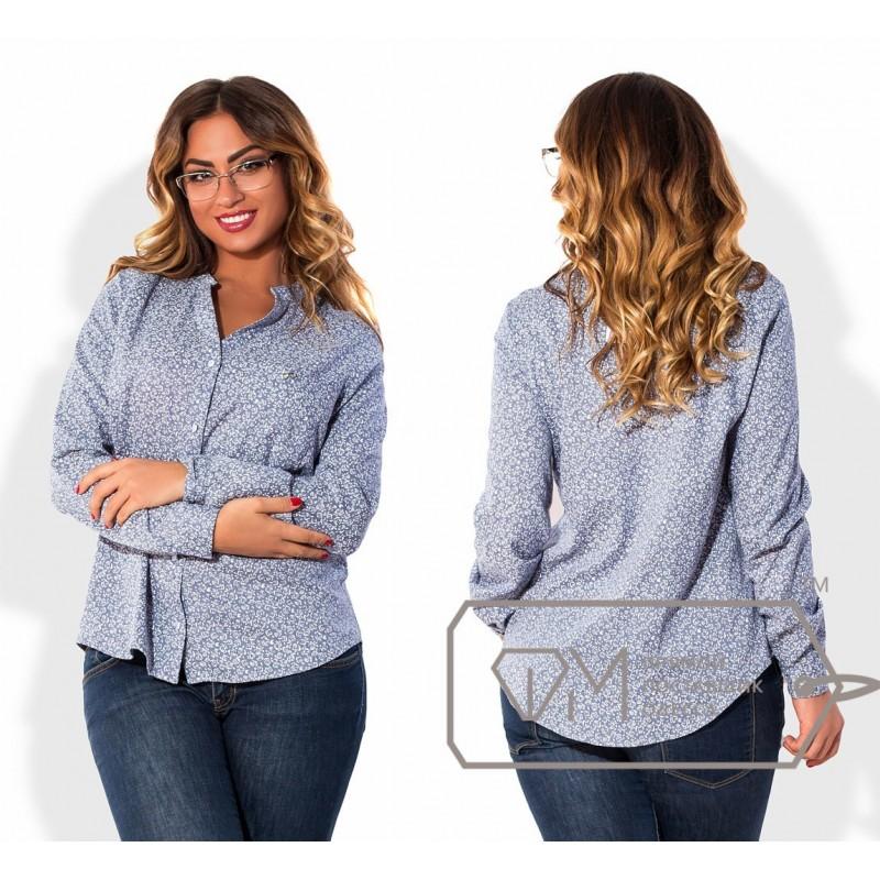 Рубашка ФМ Модель X5105 Фабрика моды
